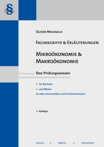 Mikroökonomie & Makroökonomie: Das Prüfungswiss...