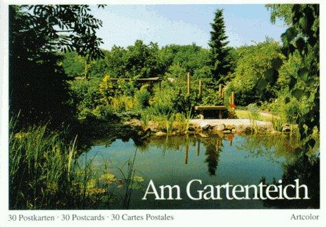 Am Gartenteich. 30 Postkarten /30 Postcards /30 Cartes Postales - unbekannt