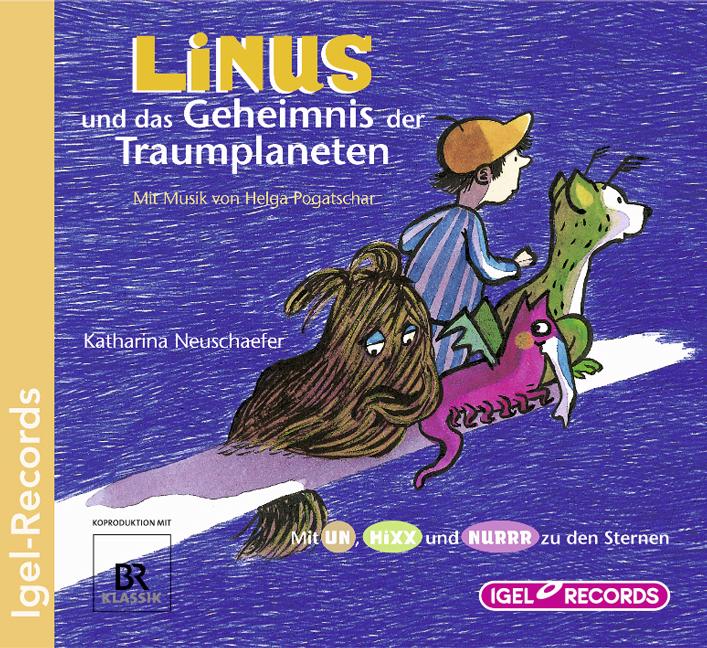 Linus und das Geheimnis der Traumplaneten: Mit ...