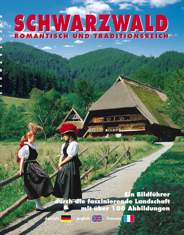 Schwarzwald: Bildband - Wagner, Hans P