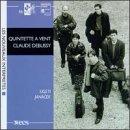 Claude Debussy Blaeserquintet - Les nouveaux in...