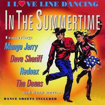 Various - I Love Line Dancing