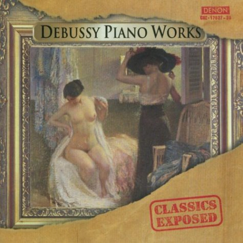 C. Debussy - Piano Works