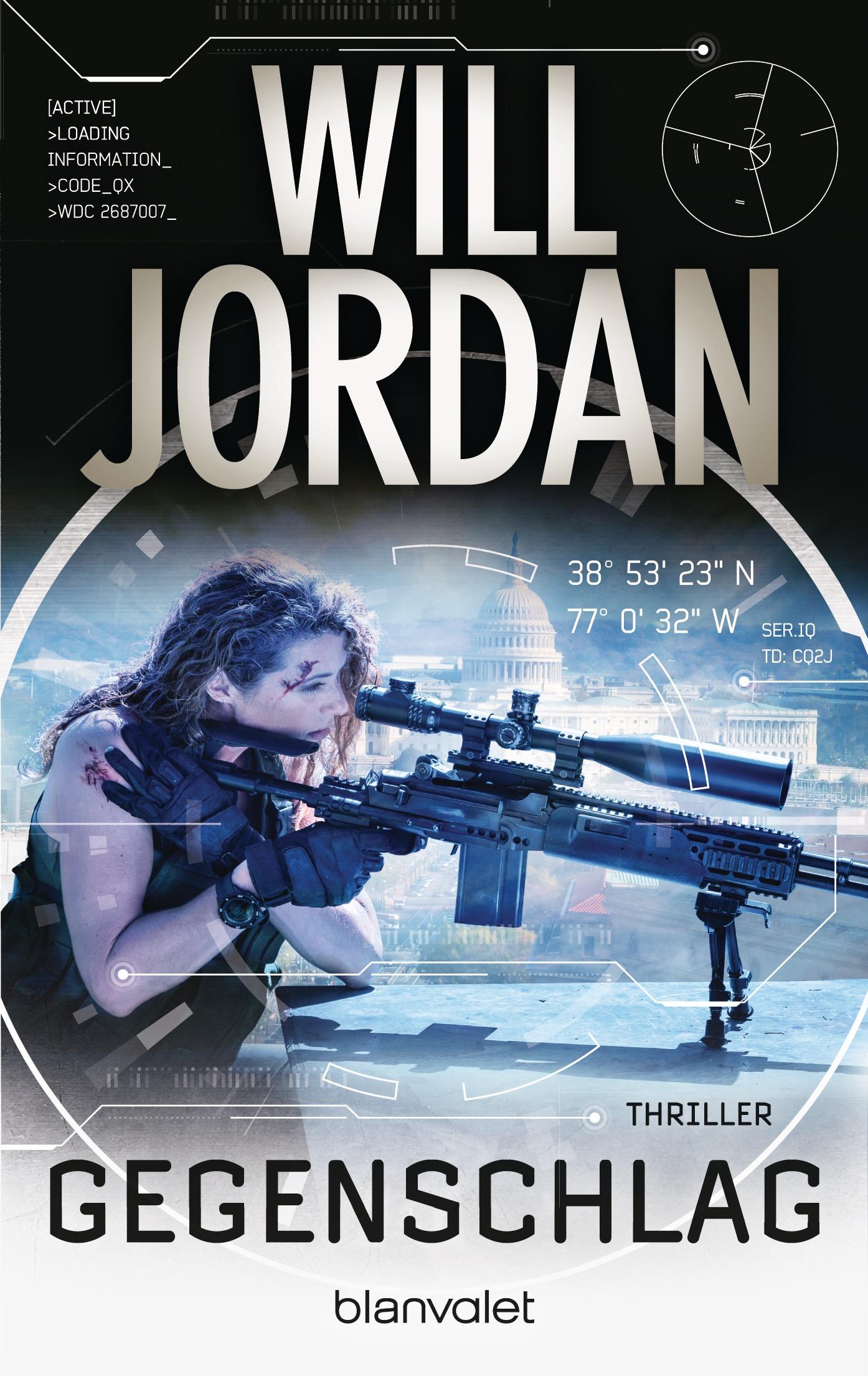 Ryan Drake Series: Band 3 - Gegenschlag - Will Jordan