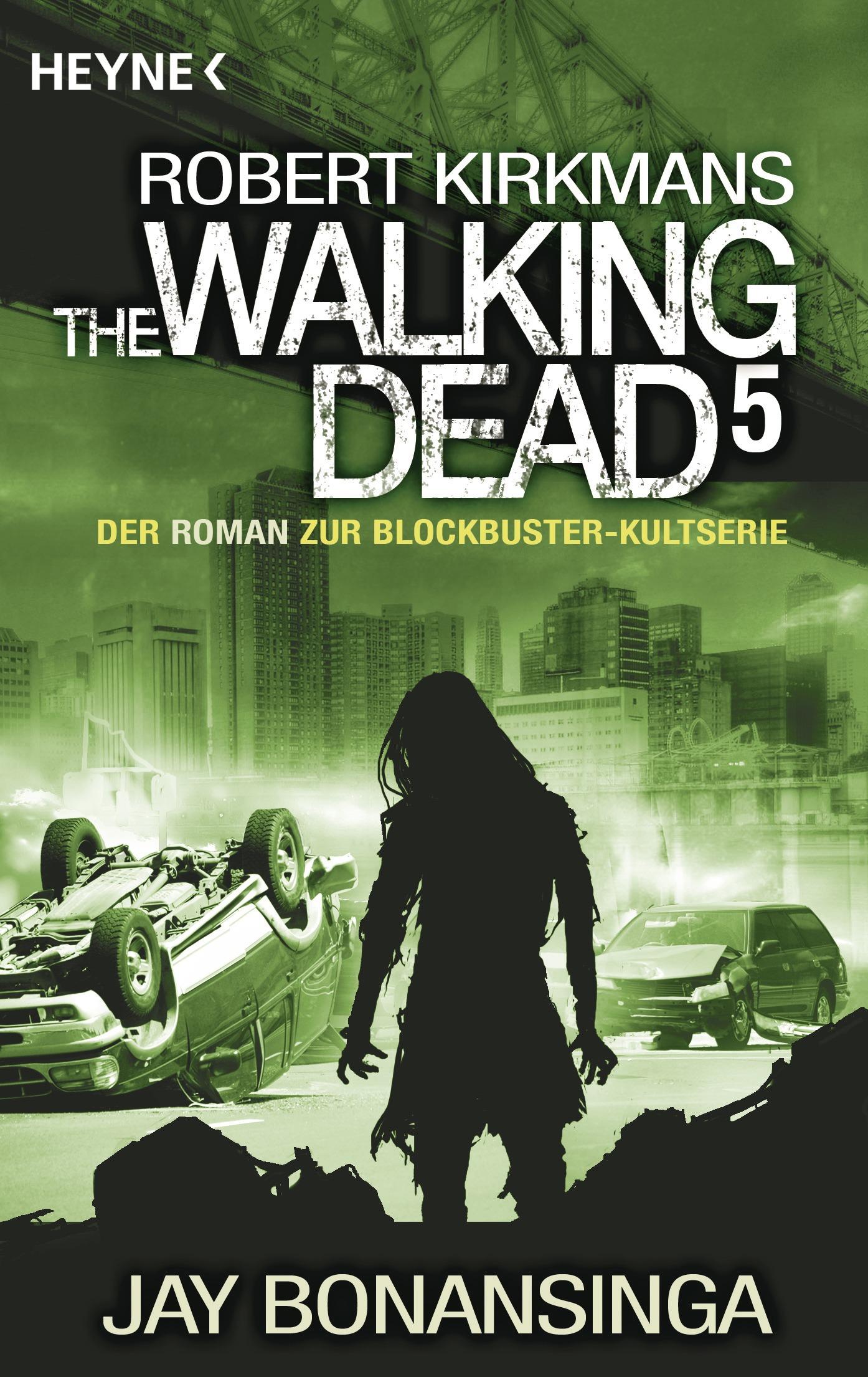 The Walking Dead: Band 5 - Jay Bonansinga