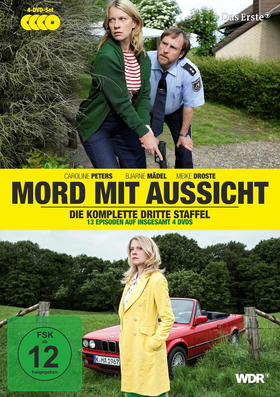 Mord mit Aussicht - Die komplette dritte Staffel Gesamtbox [4 DVDs]