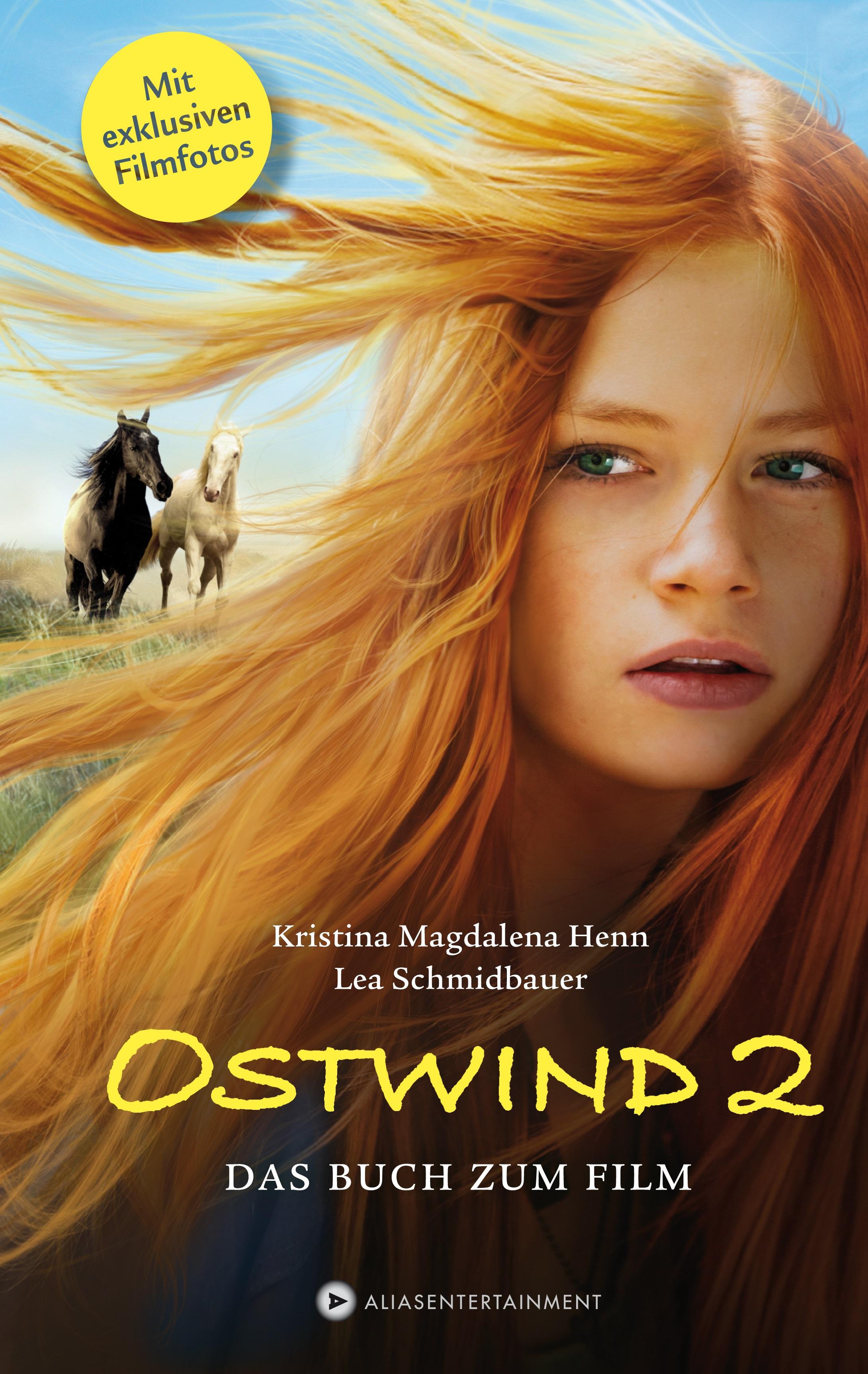 Ostwind 2 - Das Buch zum Film - Henn, Kristina Magdalena