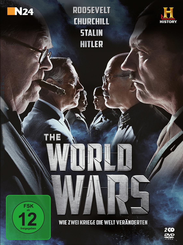 The World Wars - Wie zwei Kriege die Welt veränderten [2 DVDs]