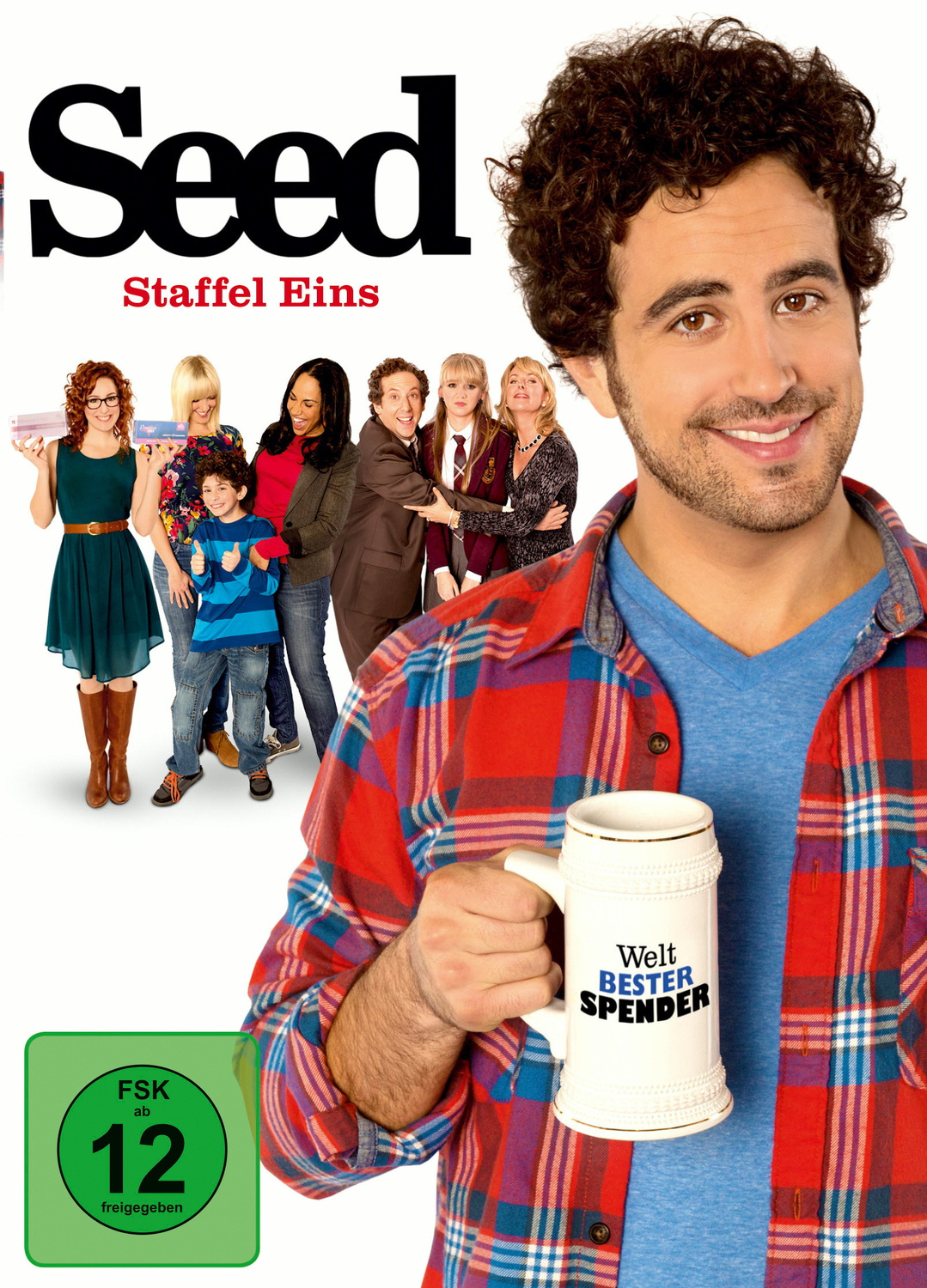 Seed - Staffel 1 [2 DVDs]