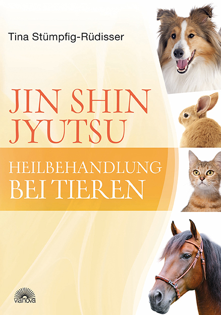 Jin Shin Jyutsu Heilbehandlung bei Tieren - Tina Stümpfig-Rüdisser