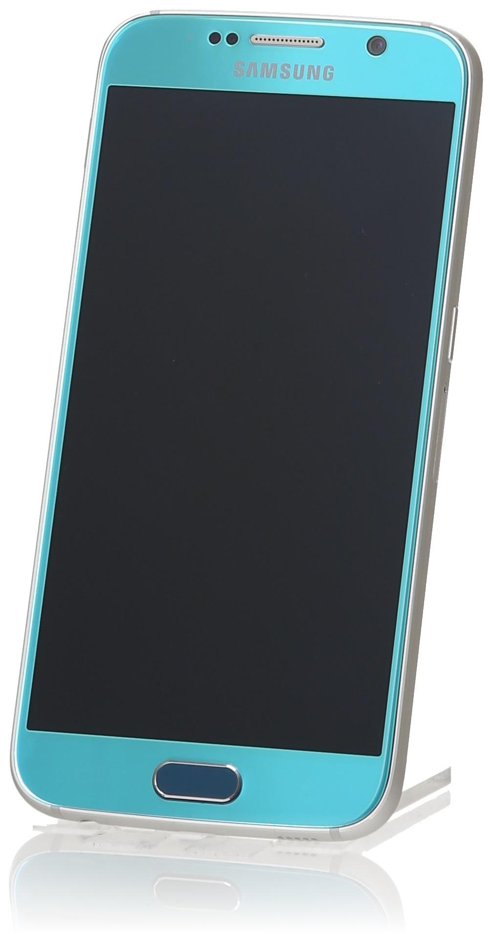 Samsung G920F Galaxy S6 32GB blue topaz