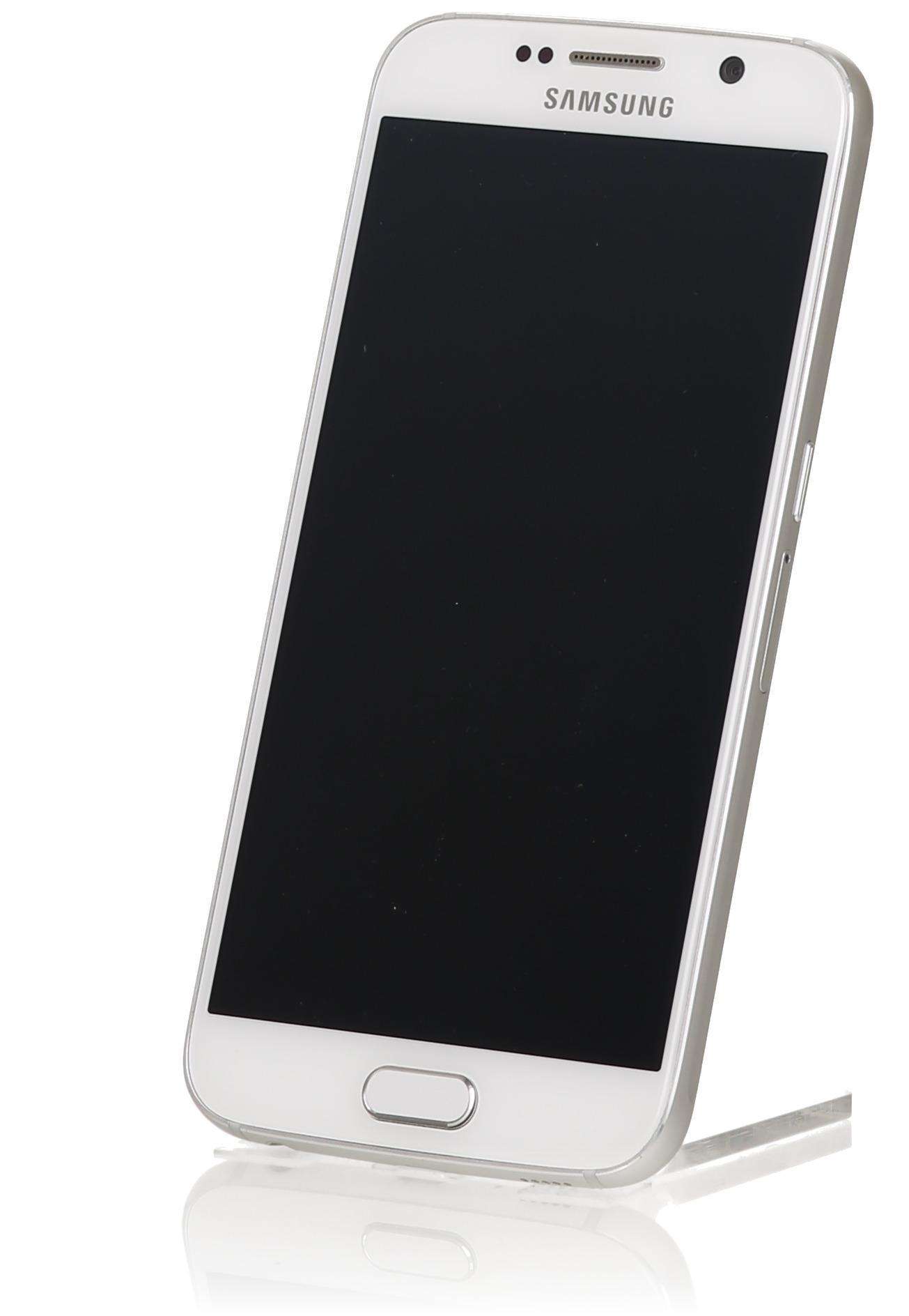Samsung G920F Galaxy S6 32GB white pearl