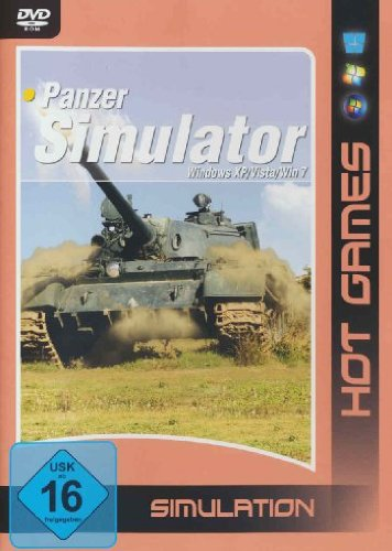 HOT GAMES - Panzer Simulator - [PC]