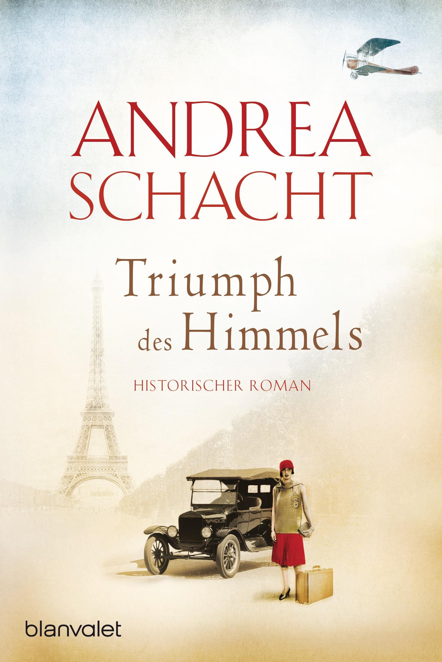 Triumph des Himmels - Andrea Andrea