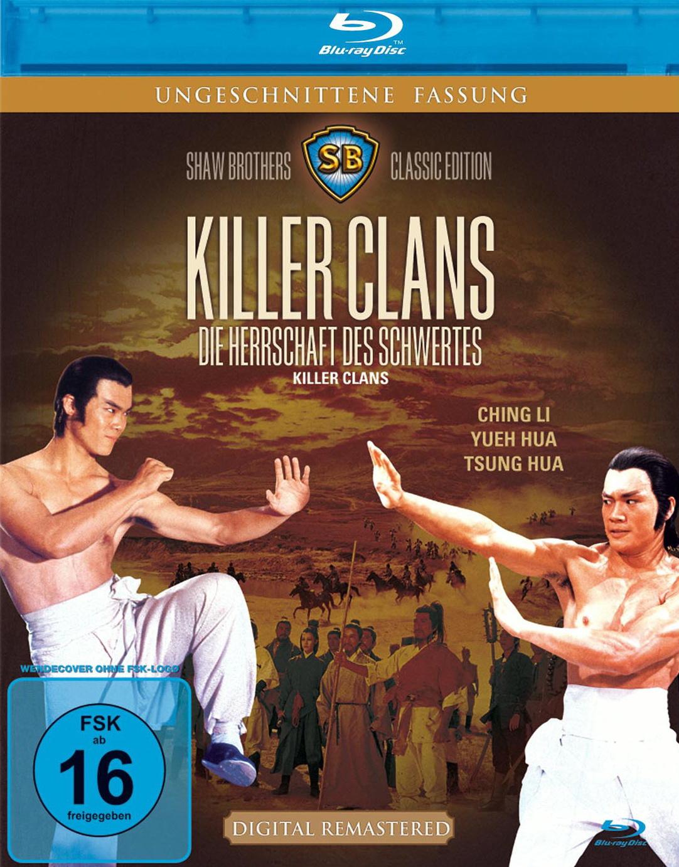 Killer Clans -Die Herrschaft des Schwertes