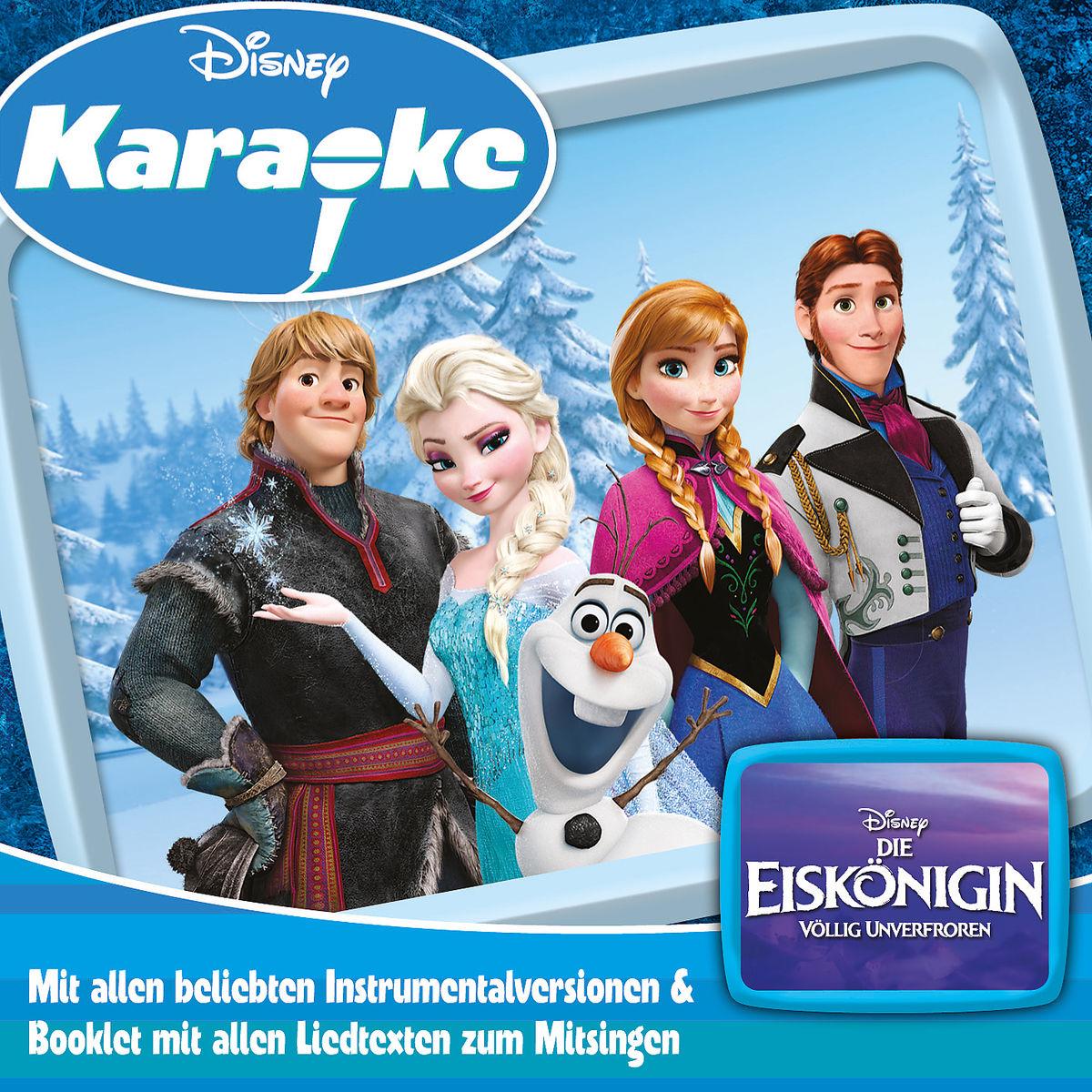 Disney Karaoke Series - Die Eiskönigin - Völlig...