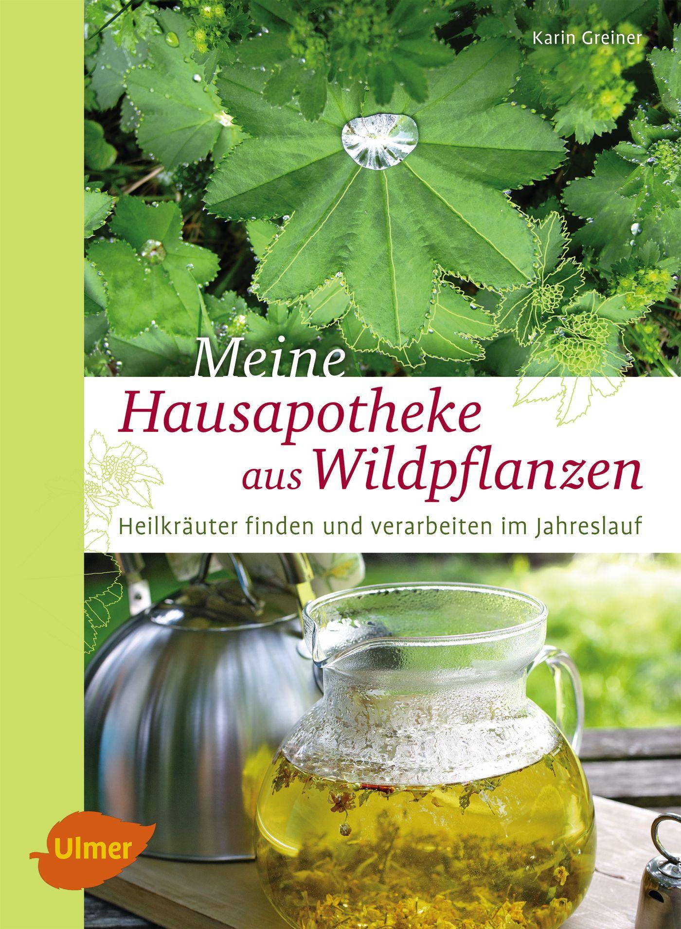 Meine Hausapotheke aus Wildpflanzen: Heilkräute...