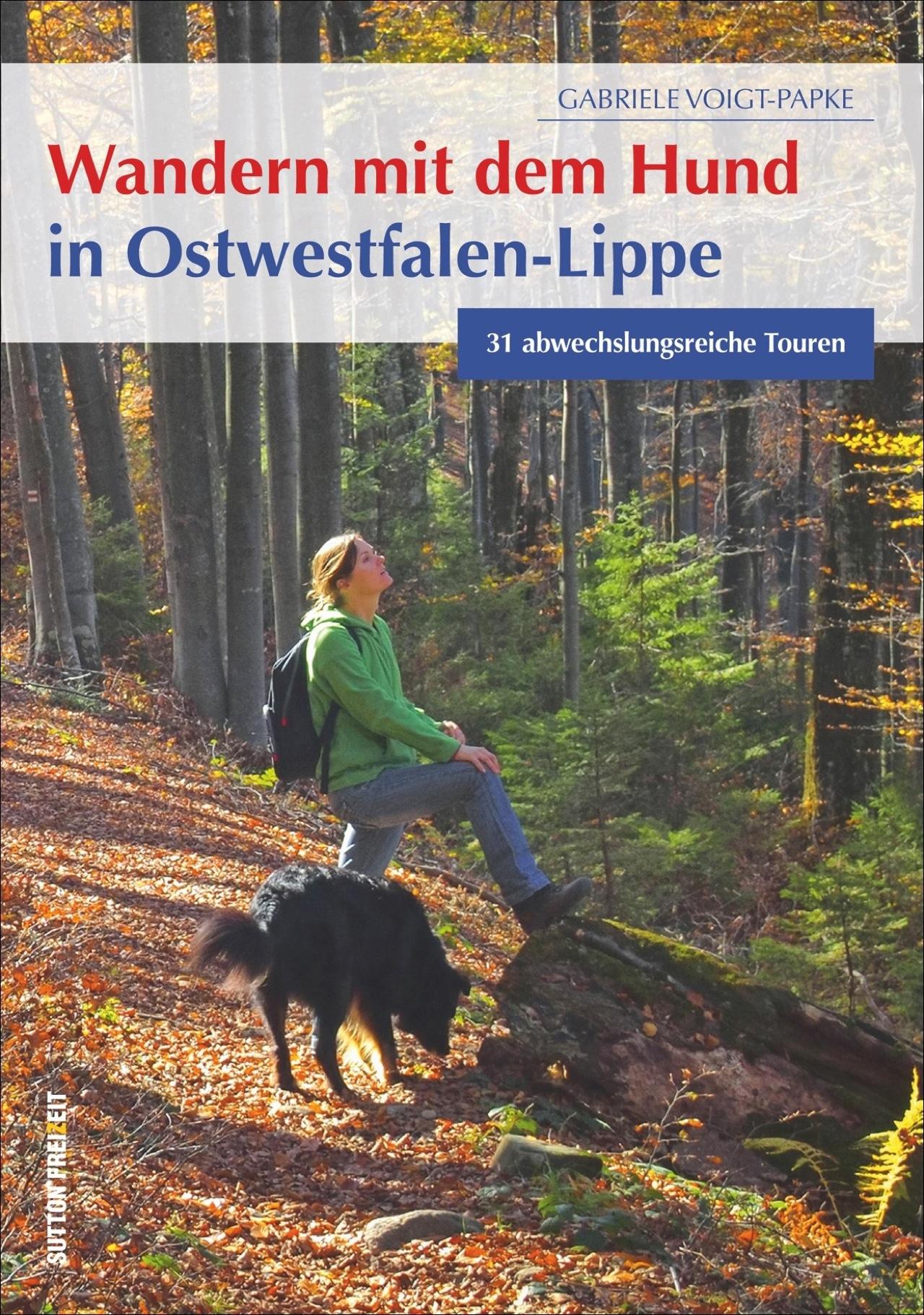 Wandern mit dem Hund in Ostwestfalen-Lippe - Vo...