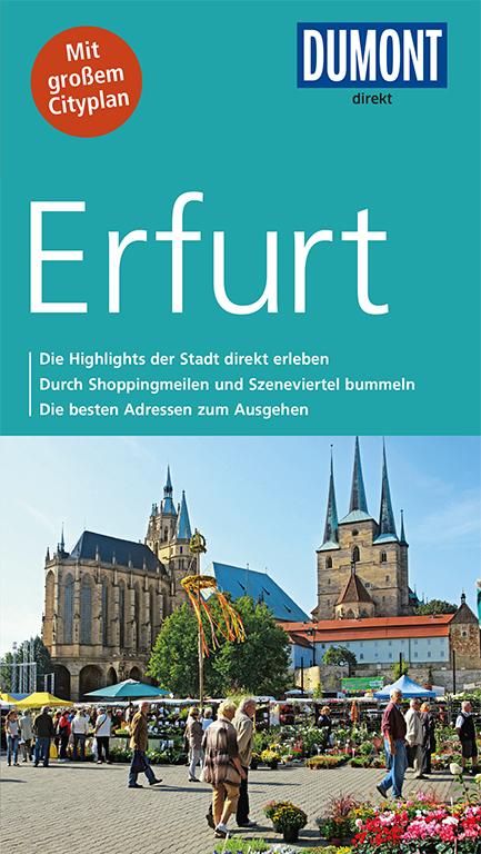 DuMont Direkt Reiseführer Erfurt: Mit großem Ci...