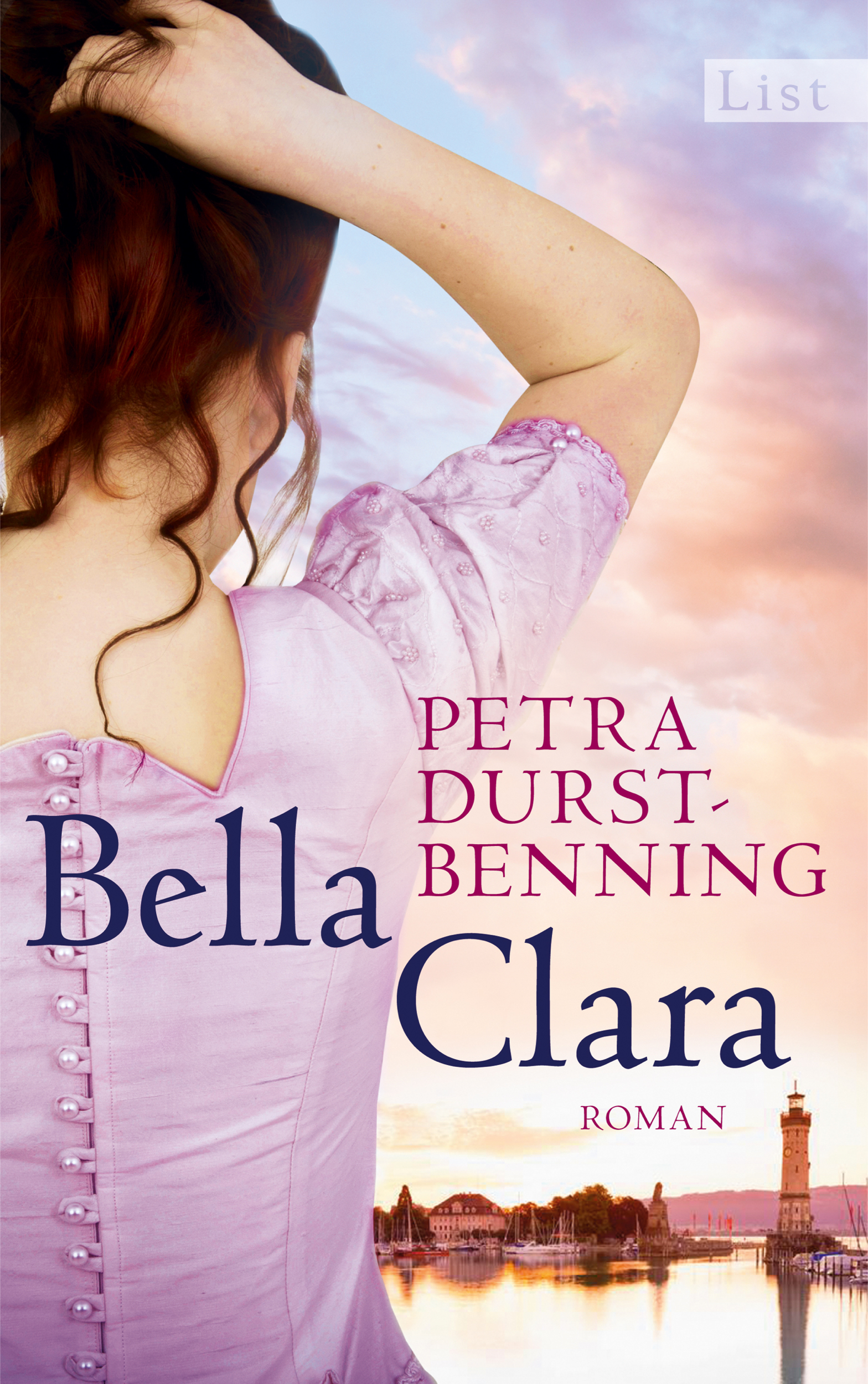 Die Jahrhundertwind-Trilogie: Band 3 - Bella Clara - Petra Durst-Benning