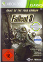 Fallout 3 [Game of the Year Edition, Classics]
