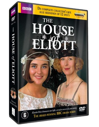 The House of Eliott, Complete Collection-Seasons