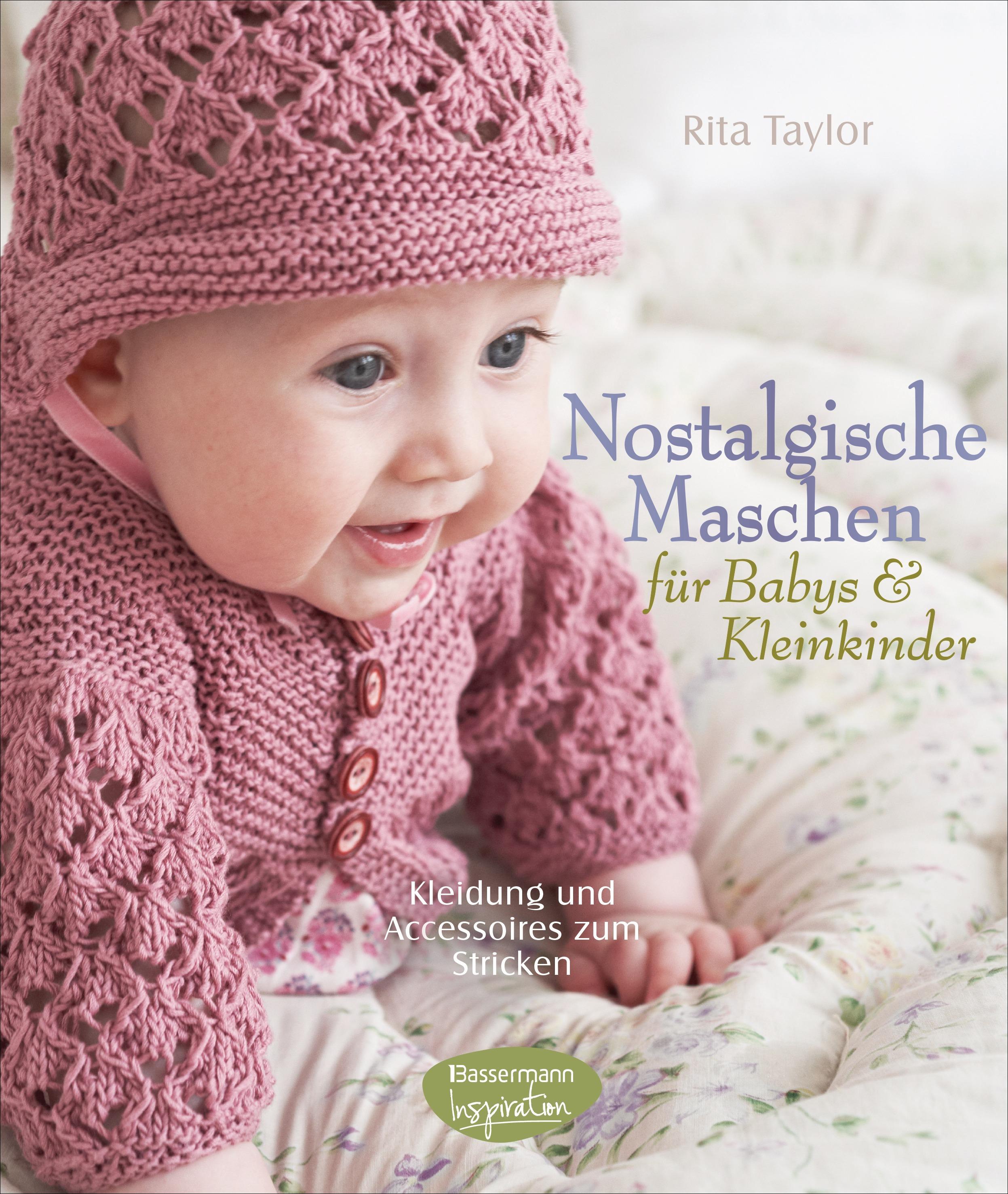Nostalgische Maschen für Babys und Kleinkinder:...
