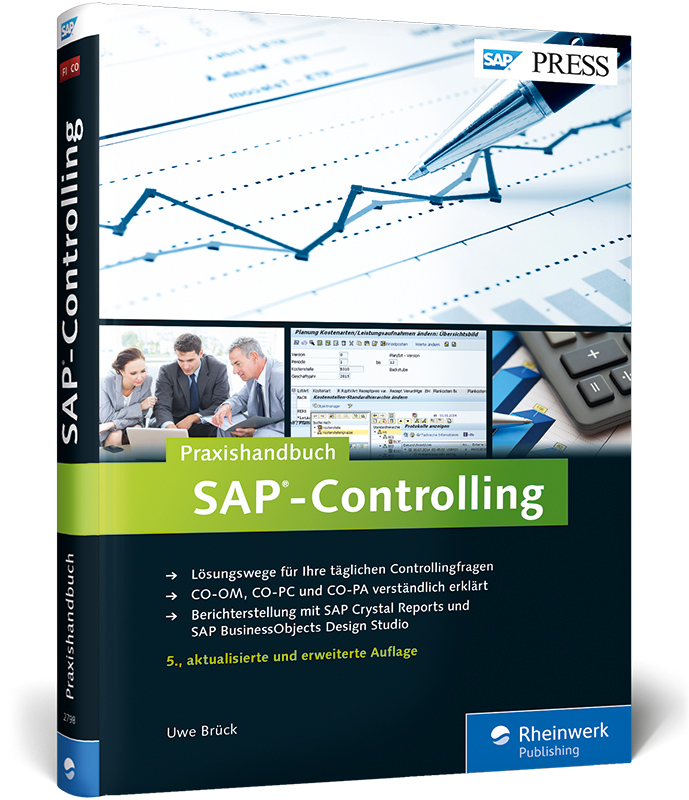 Praxishandbuch SAP-Controlling (SAP PRESS) - Br...