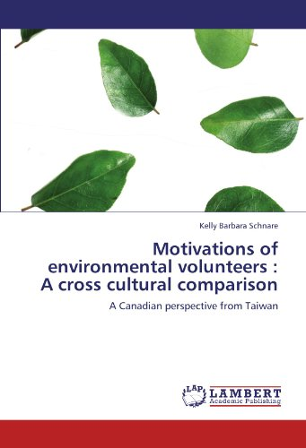 Motivations of environmental volunteers : A cro...