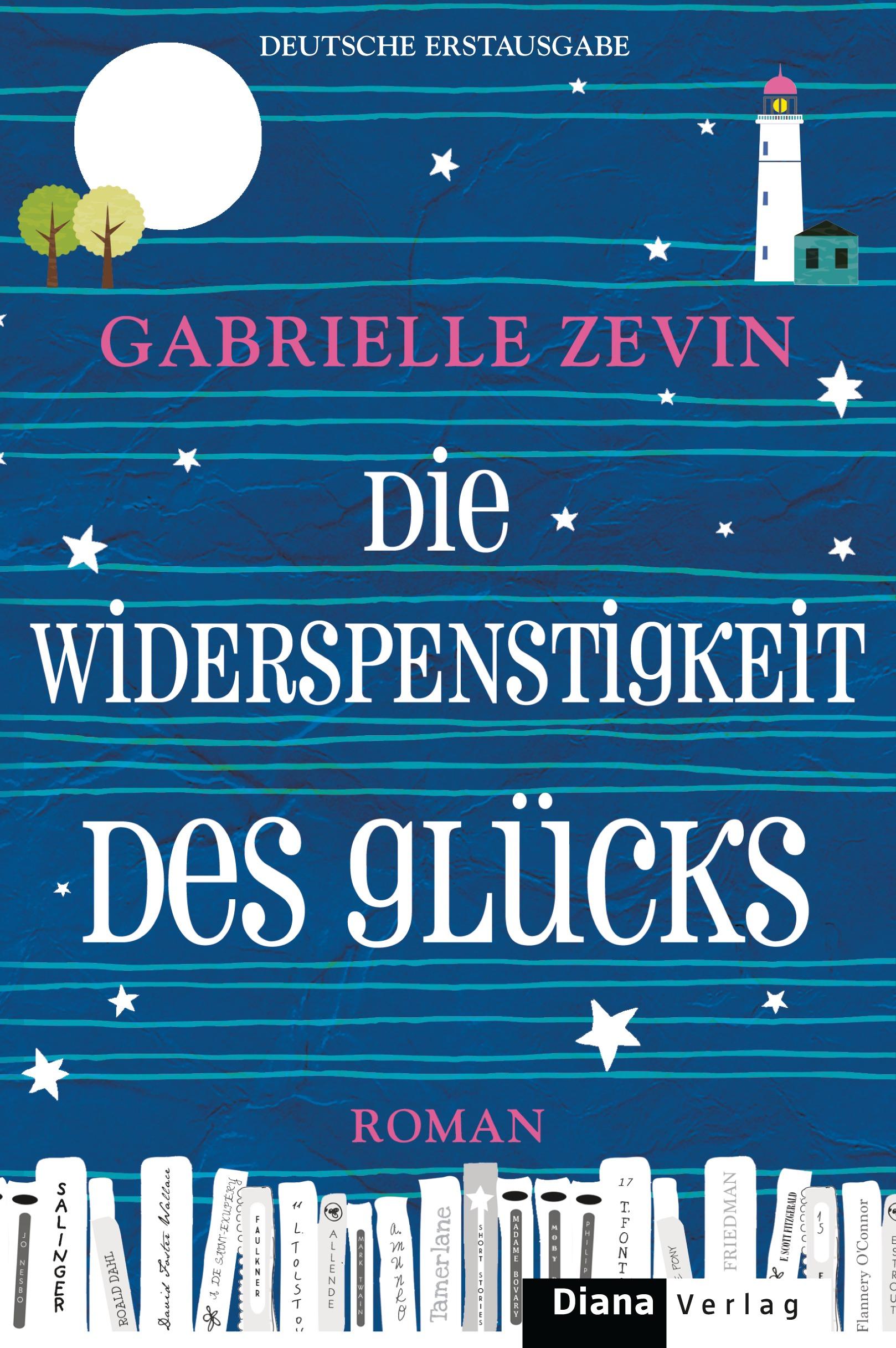 Die Widerspenstigkeit des Glücks - Gabrielle Zevin