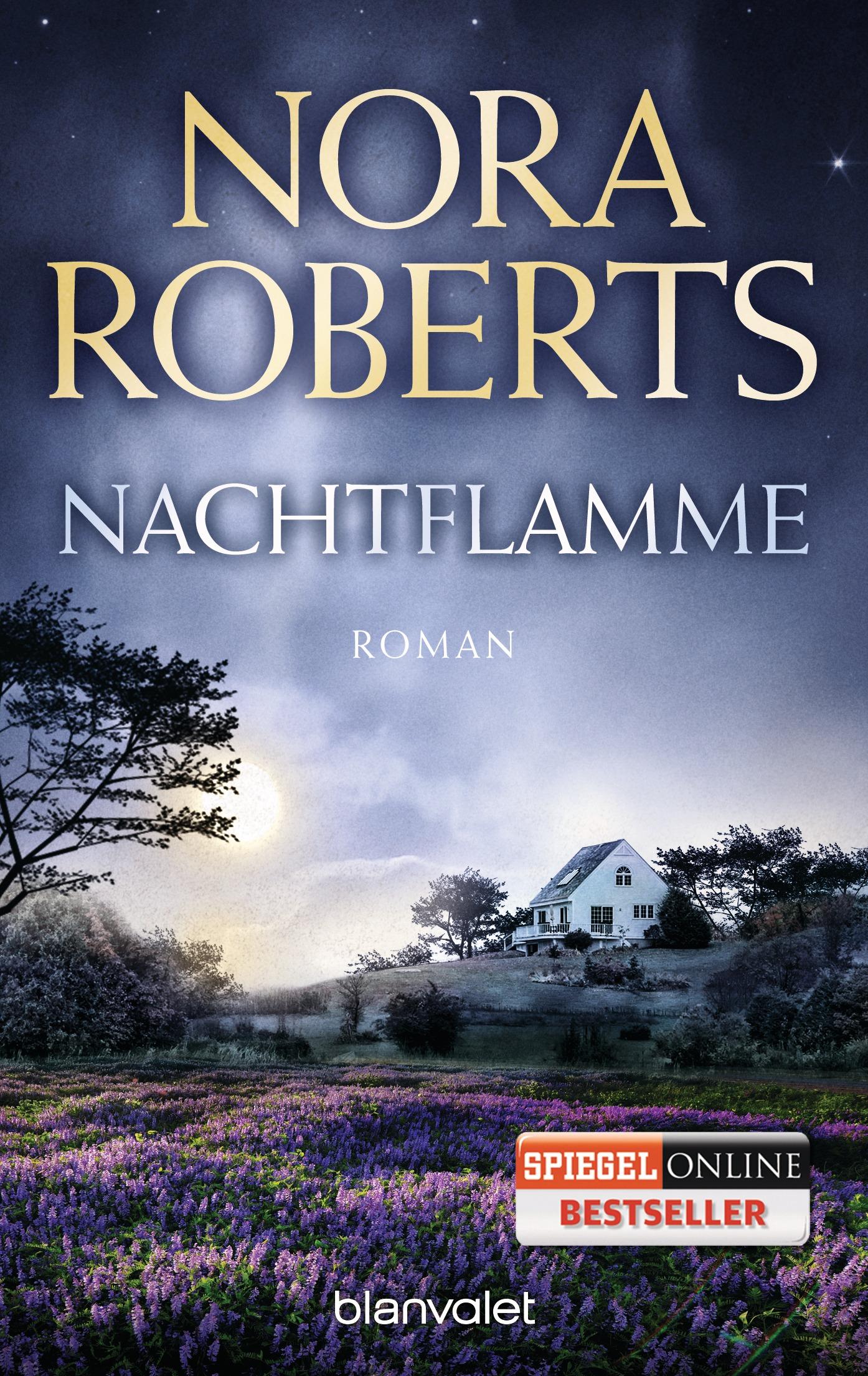 Die Nacht-Trilogie: Band 2 - Nachtflamme - Nora Roberts