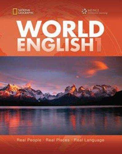 World English 1: Real People, Real Places, Real Language - Milner, Martin