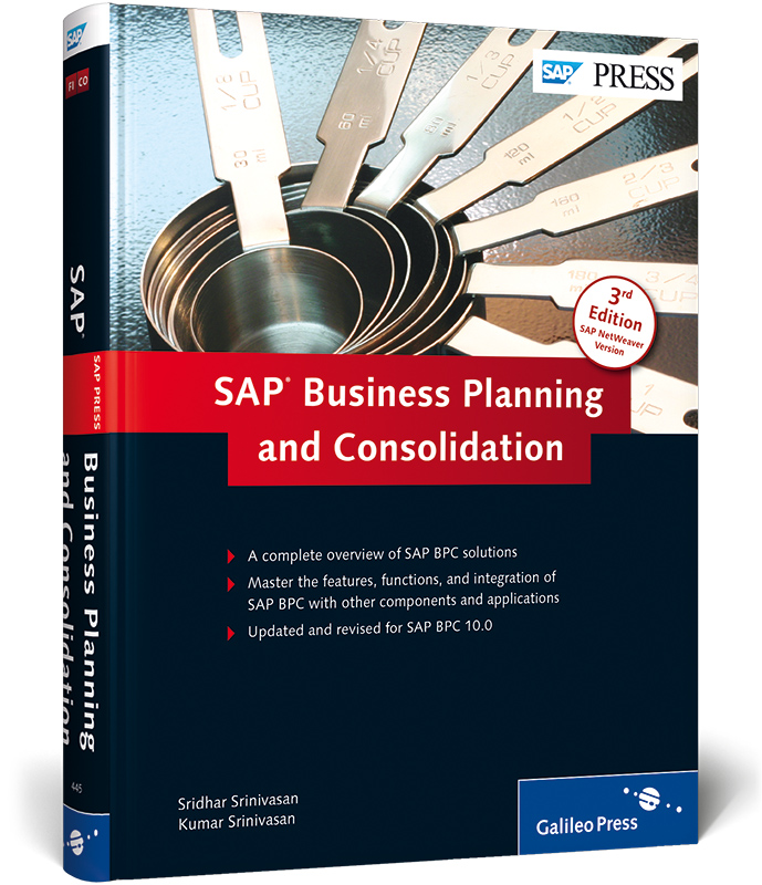SAP Business Planning and Consolidation (SAP PR...