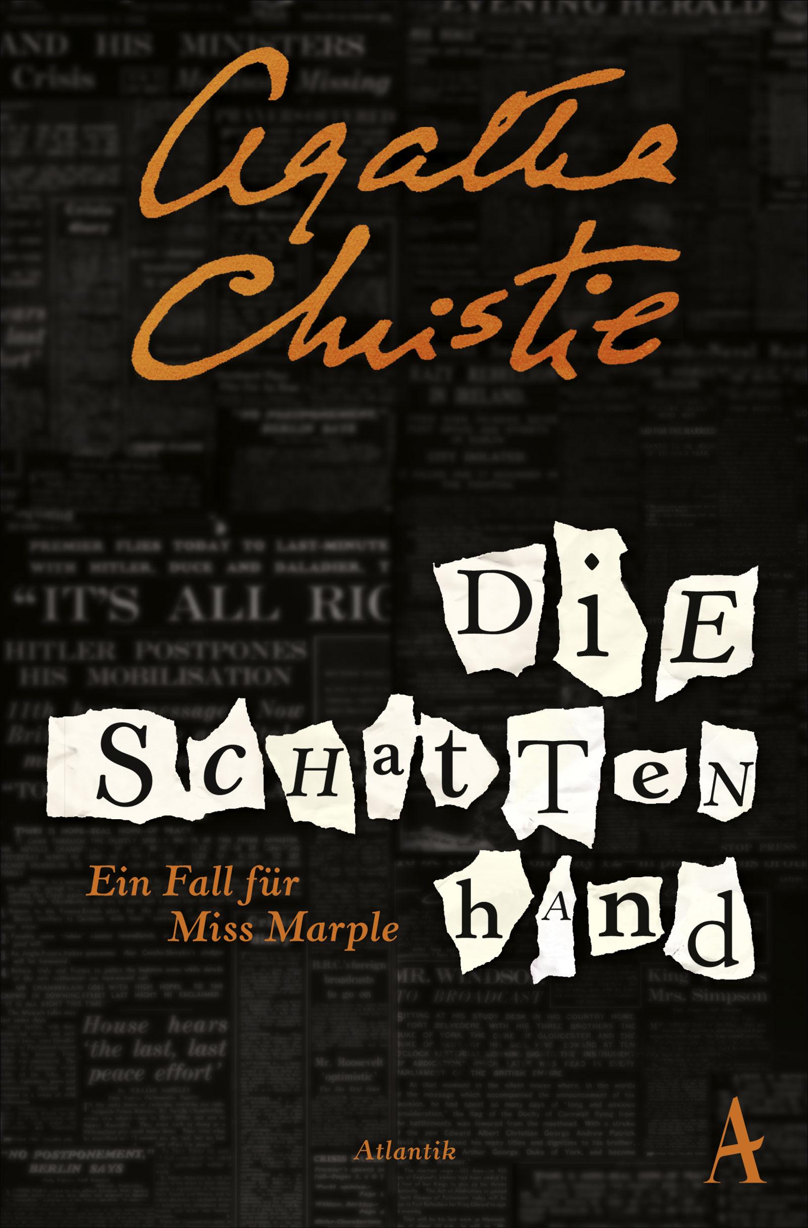 Die Schattenhand: Ein Fall für Miss Marple - Christie, Agatha