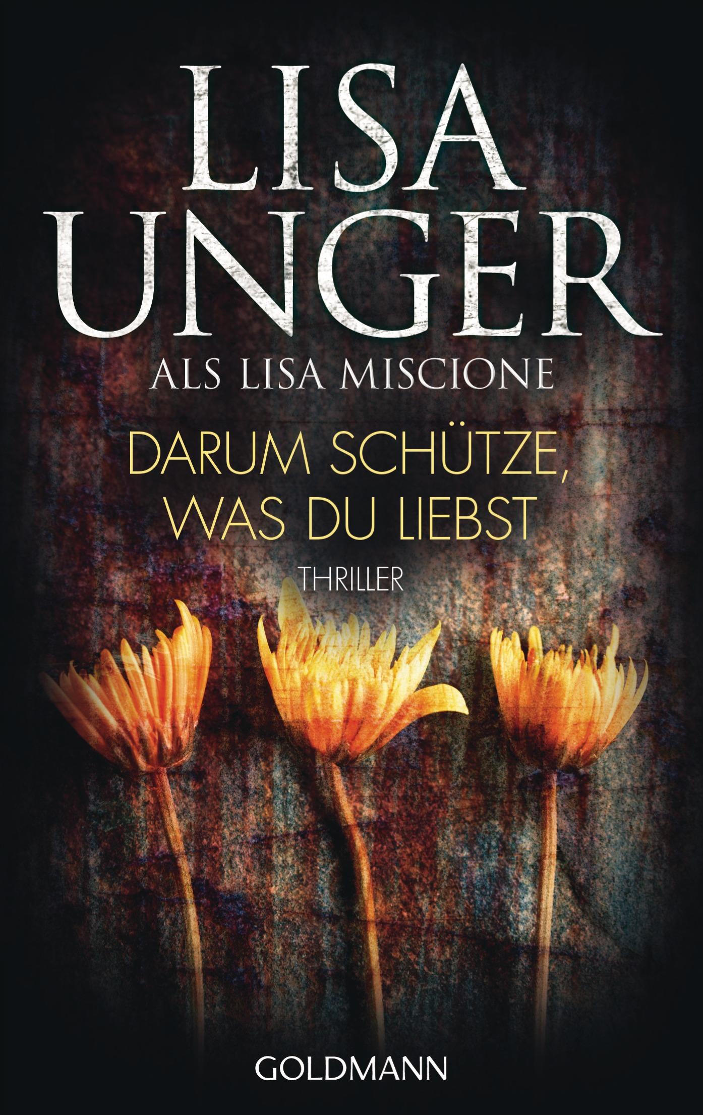 Darum schütze, was du liebst: Lydia Strong 2 - Lisa Unger