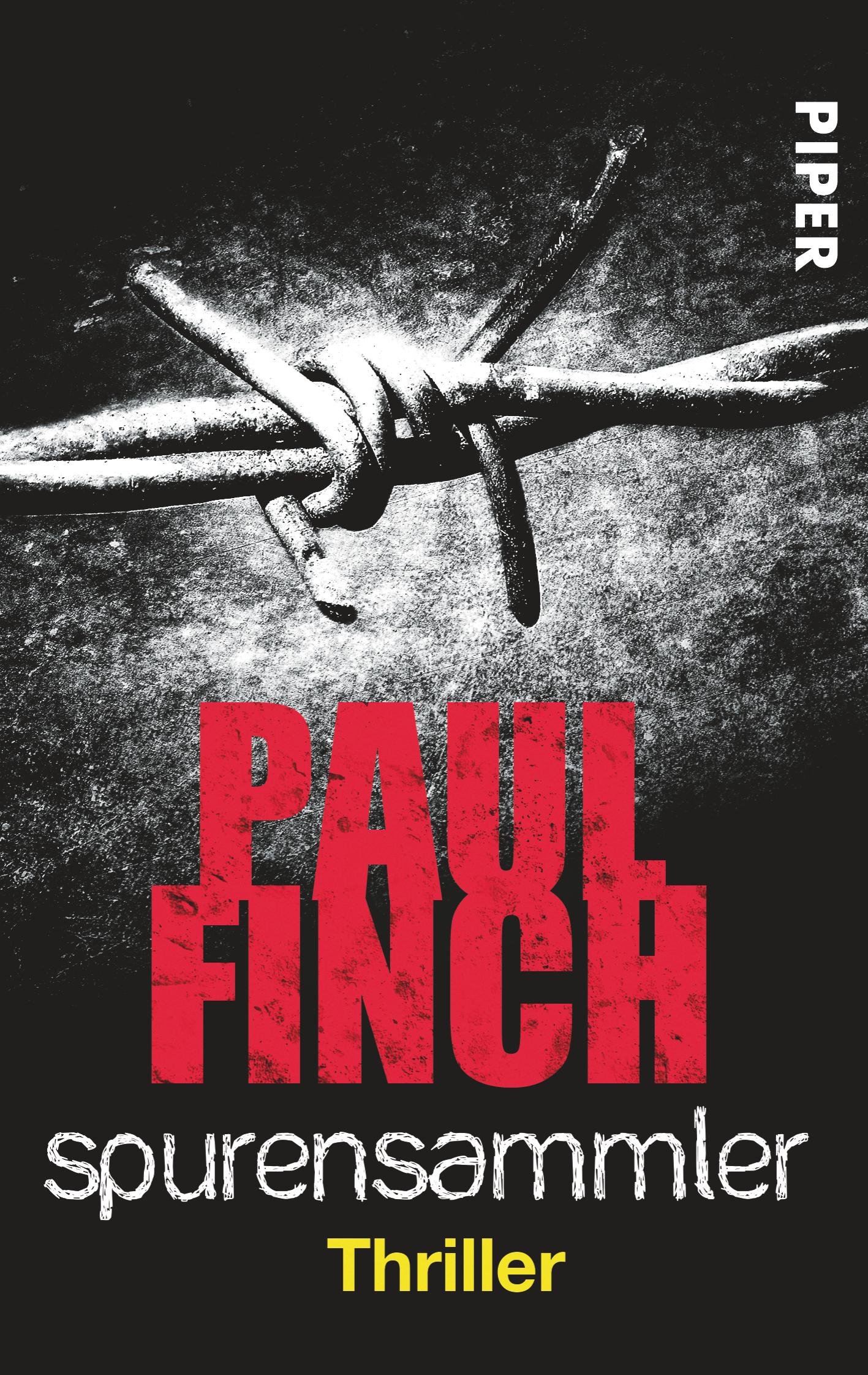 Spurensammler: Mark-Heckenburg 3 - Paul Finch