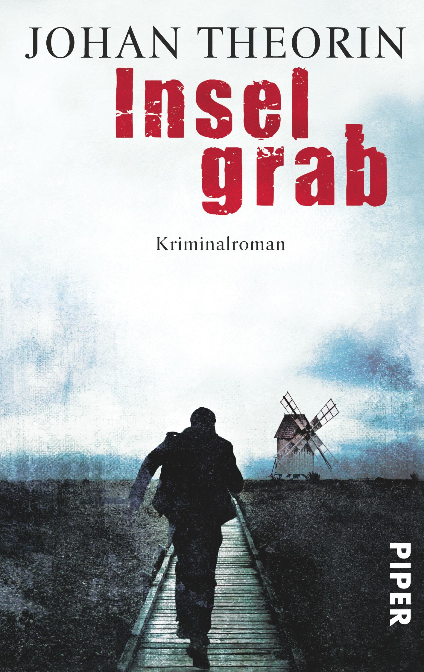 Inselgrab - Johan Theorin
