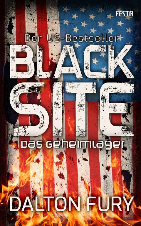 Black Site - Das Geheimlager - Dalton Fury