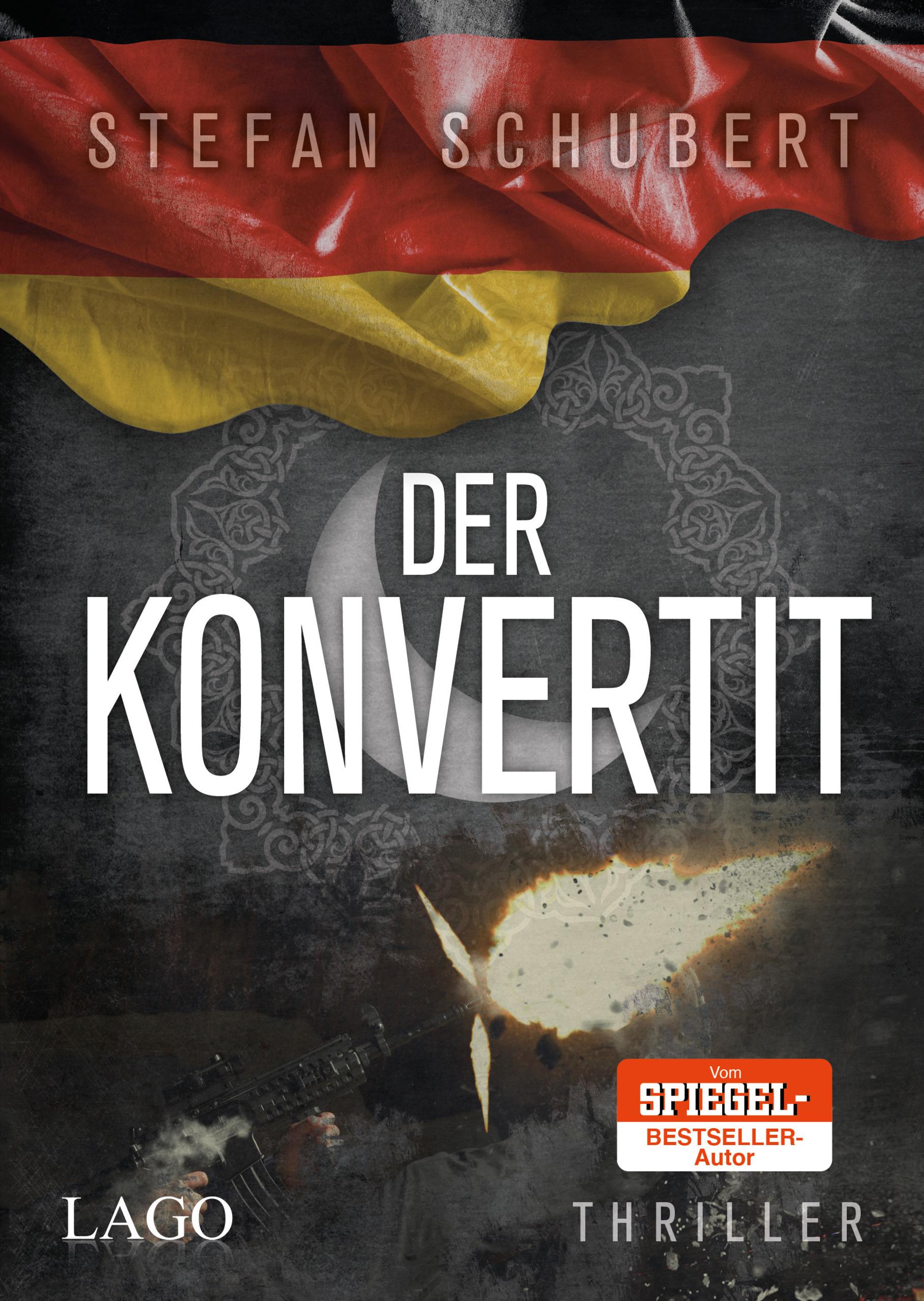 Der Konvertit - Schubert, Stefan
