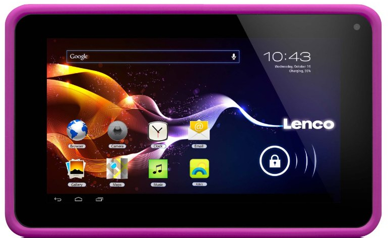 Lenco Cooltab-70 7 4GB [Wi-Fi] rosa