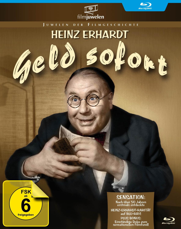 Heinz Erhardt: Geld sofort [Filmjuwelen]