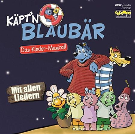 Käpt´N Blaubär - Das Kinder-Musical-mit Allen L...
