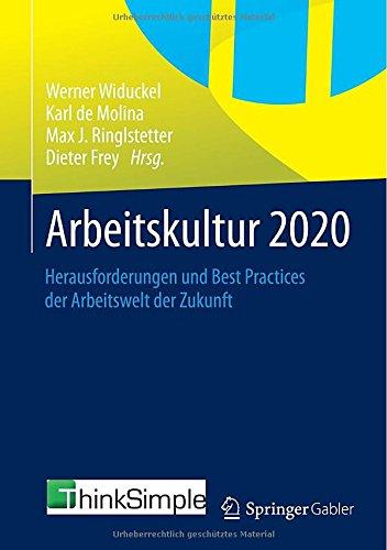 Arbeitskultur 2020: Herausforderungen und Best ...