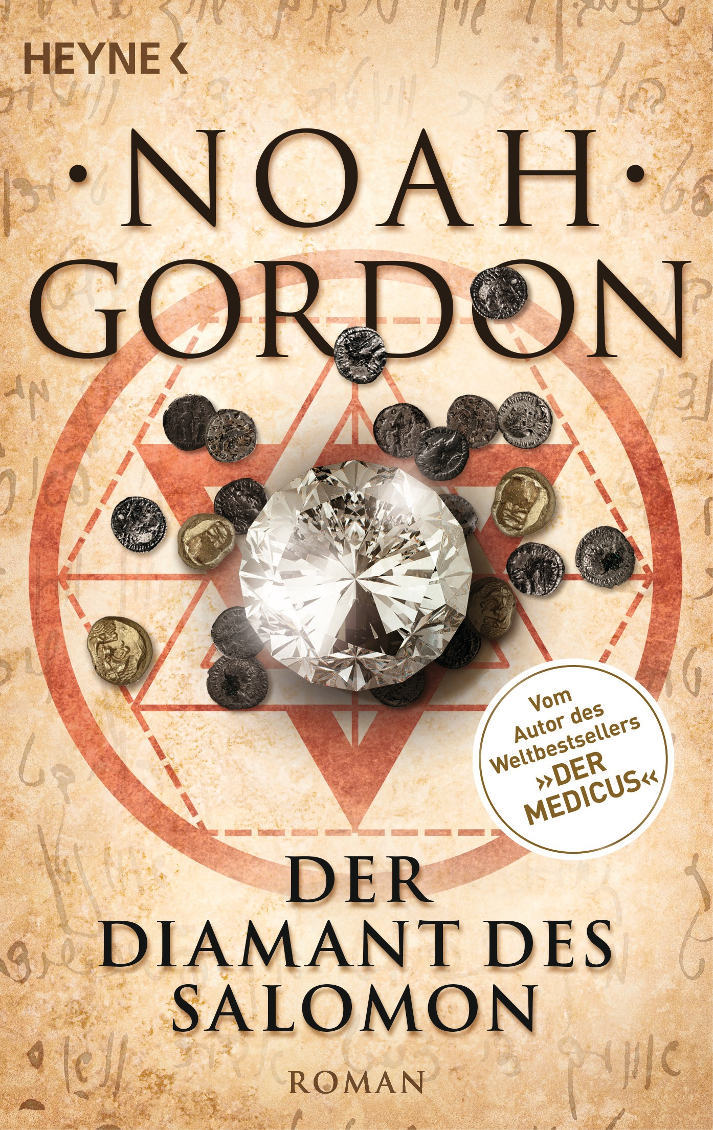 Der Diamant des Salomon - Noah Gordon