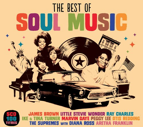 Various - The Best of Soul Music