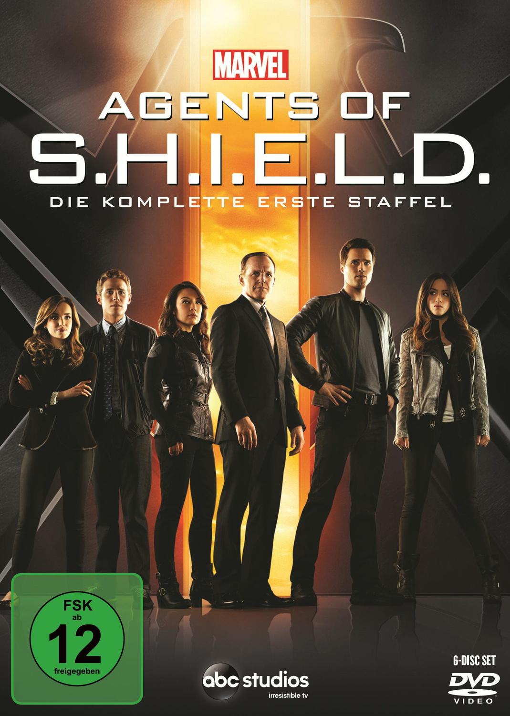 Marvel´s Agents of S.H.I.E.L.D. - Die komplette erste Staffel [6 DVDs]