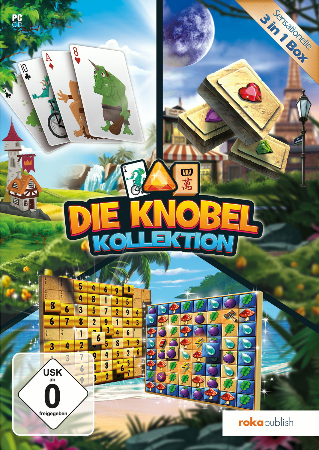 Die Knobel Kollektion
