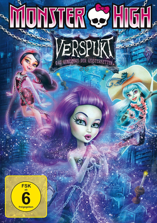 Monster High: Verspukt - Das Geheimnis der Geis...