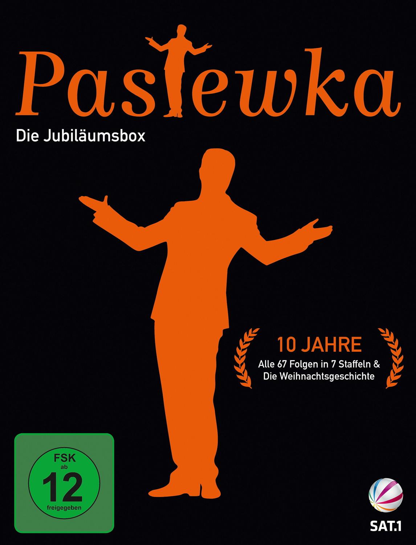 Pastewka - Die Jubiläumsbox [Staffel 1-7, 19 Discs]