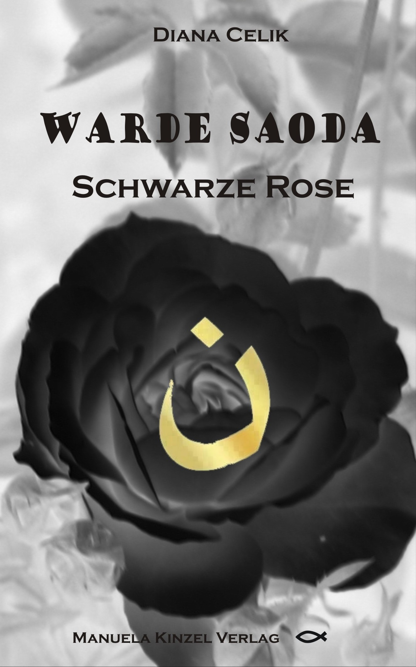 Warde Saoda Schwarze Rose - Celik, Diana